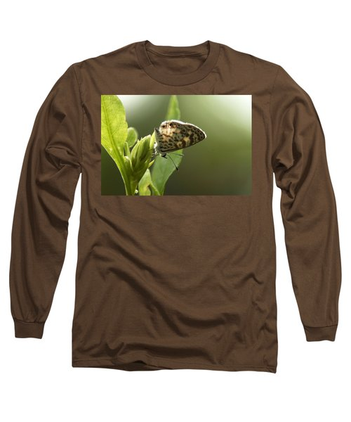 Cassius On Plumbago Long Sleeve T-Shirt