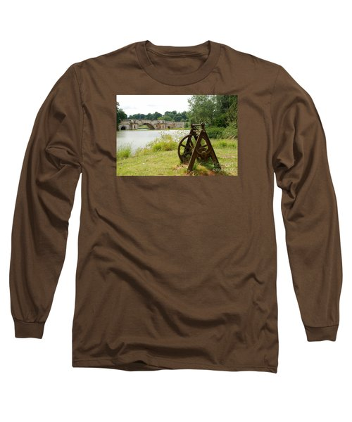 Cast Into The Future Long Sleeve T-Shirt