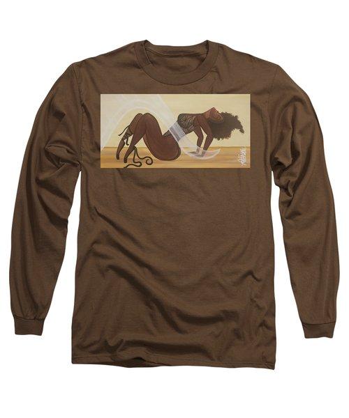 Catching The Breeze Long Sleeve T-Shirt