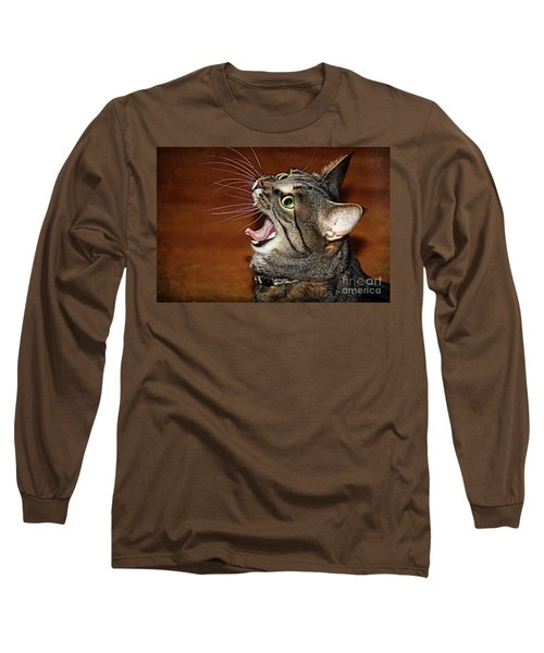 Caught In The Act Long Sleeve T-Shirt
