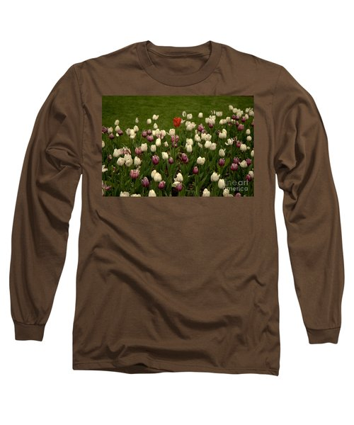 Center Of Attention Long Sleeve T-Shirt