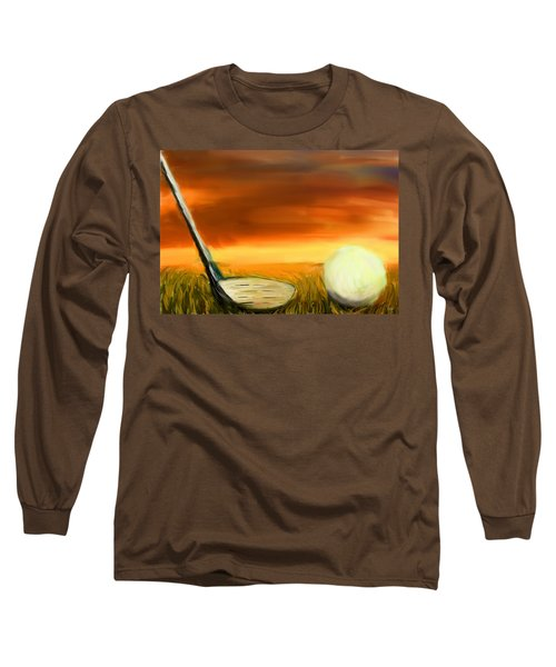 Chance To Hit Long Sleeve T-Shirt
