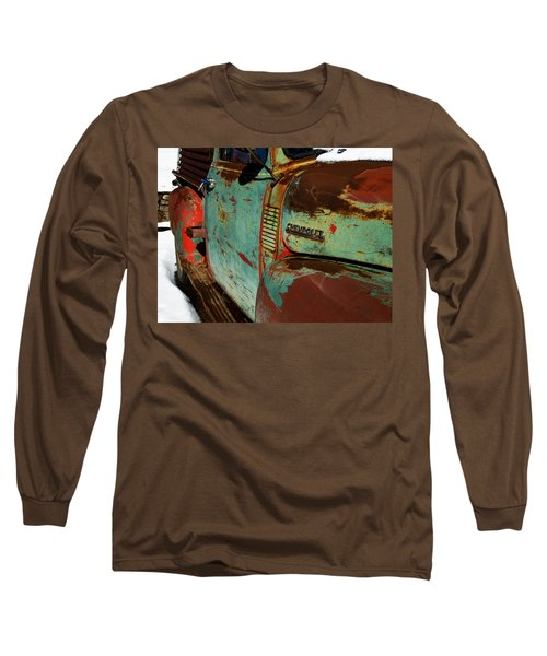 Arroyo Seco Chevy Long Sleeve T-Shirt