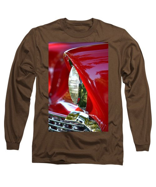 Chevy Headlight Long Sleeve T-Shirt