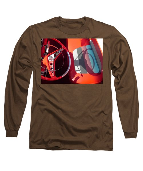 Chevy Impala Long Sleeve T-Shirt