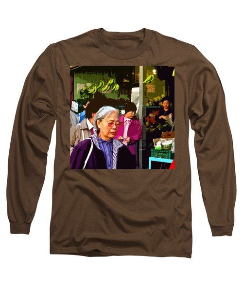 Chinatown Marketplace Long Sleeve T-Shirt
