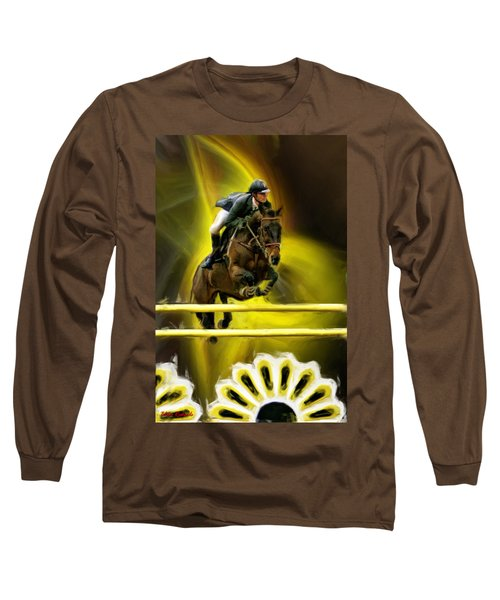 Christian Heineking On River Of Dreams Long Sleeve T-Shirt