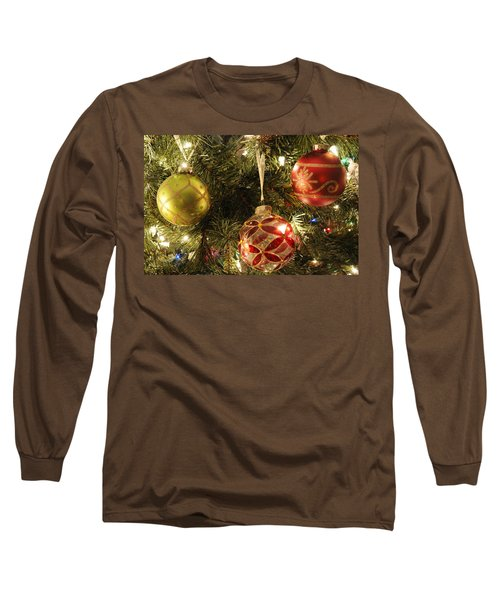 Christmas Cheer Long Sleeve T-Shirt