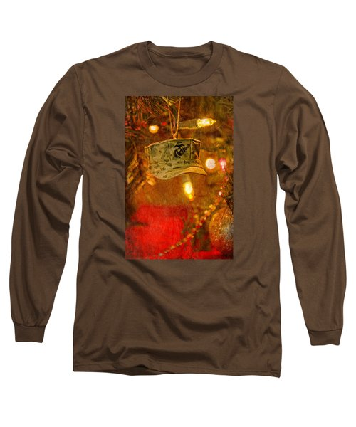 Christmas Cover  Long Sleeve T-Shirt
