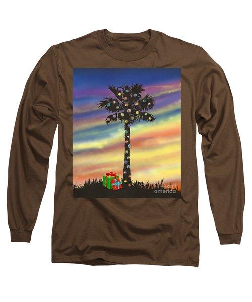 San Clemente Christmas Long Sleeve T-Shirt