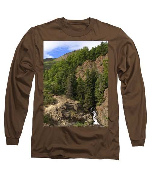 Chugach State Park Long Sleeve T-Shirt