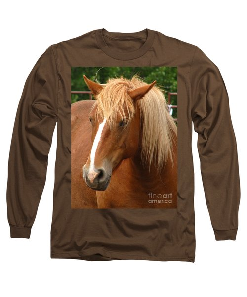 Cinnamon Girl Long Sleeve T-Shirt