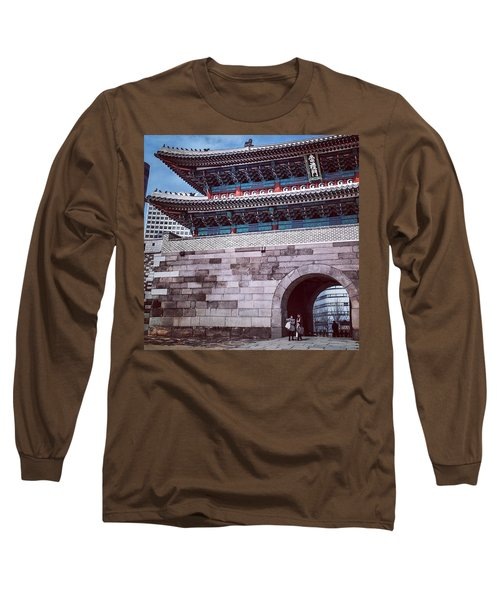 City Gate, Seoul, South Korea. This Long Sleeve T-Shirt