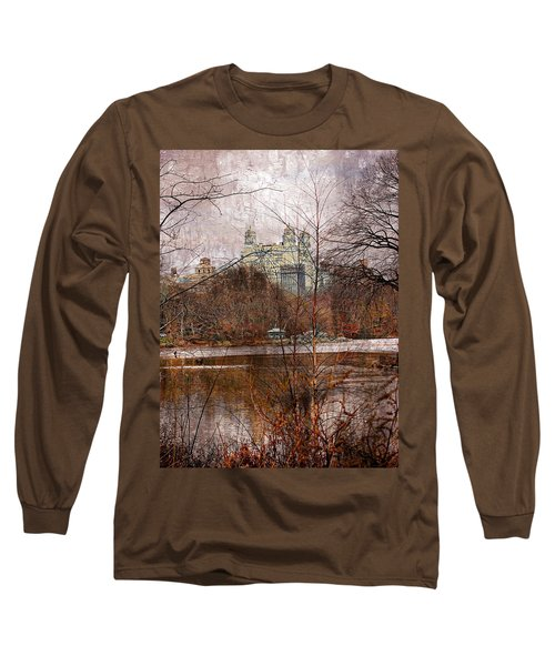 New York City View Series 02 Long Sleeve T-Shirt