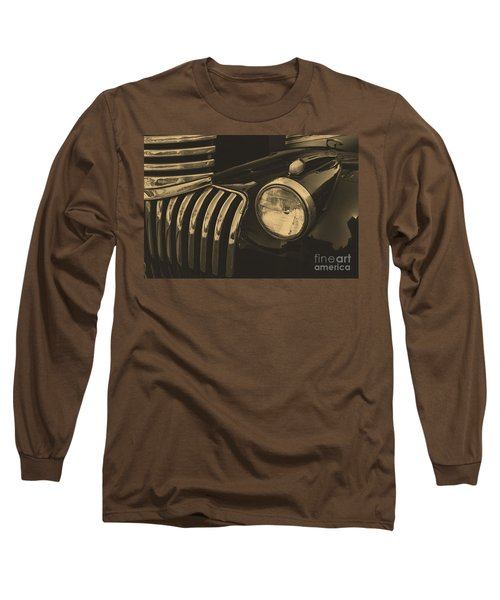 Long Sleeve T-Shirt featuring the photograph Classic Chevy One by John S