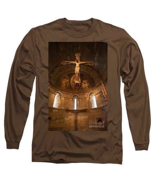 Cloisters Crucifixion Long Sleeve T-Shirt