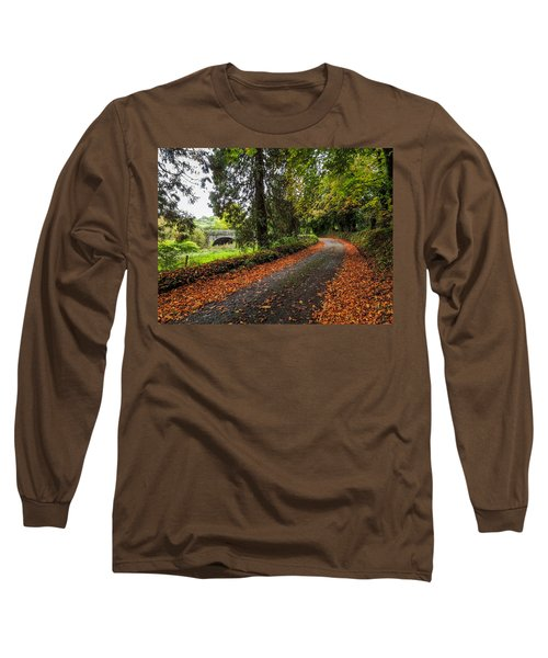 Clondegad Country Road Long Sleeve T-Shirt