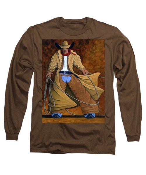 Cody Long Sleeve T-Shirt by Lance Headlee