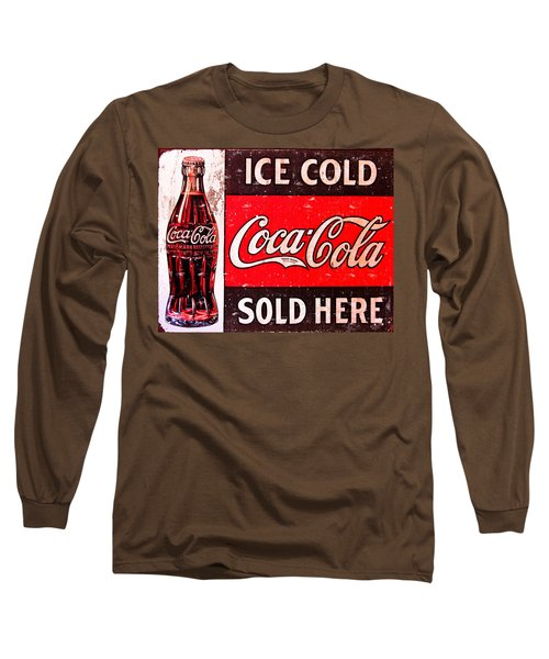 Coke Long Sleeve T-Shirt