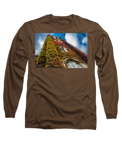 Colorful Bell Tower Long Sleeve T-Shirt
