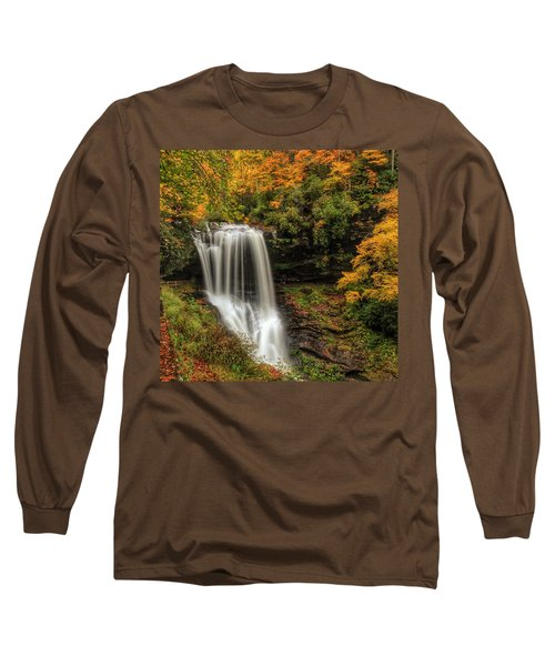Colorful Dry Falls Long Sleeve T-Shirt