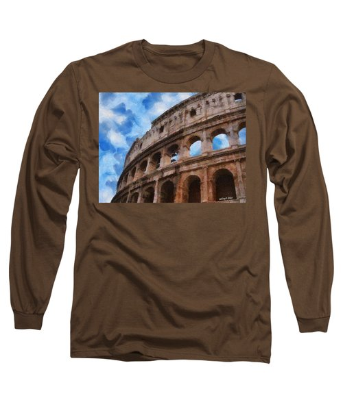 Colosseo Long Sleeve T-Shirt
