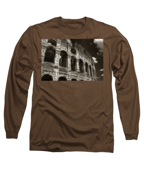 Colosseum Wall Long Sleeve T-Shirt