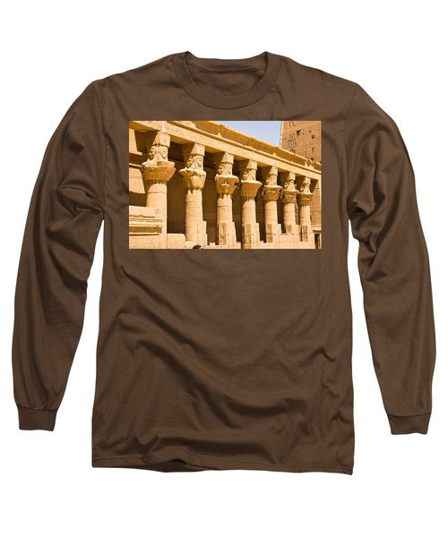 Column Art Long Sleeve T-Shirt