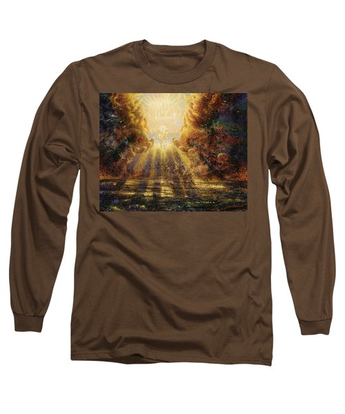 Come Lord Come Long Sleeve T-Shirt