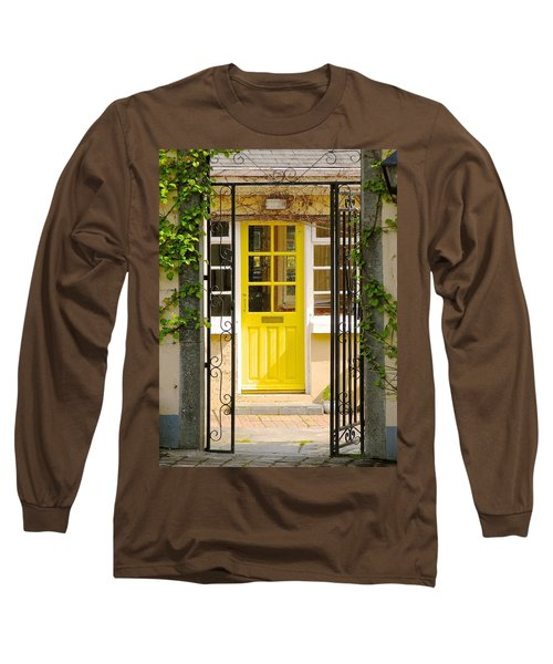 Come On In Long Sleeve T-Shirt