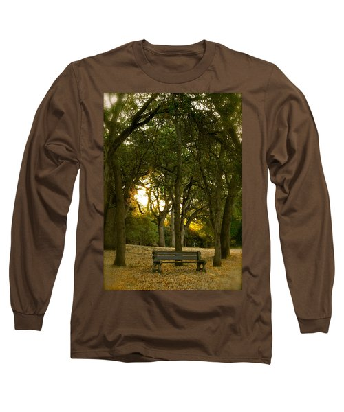 Come Sit Awhile Long Sleeve T-Shirt