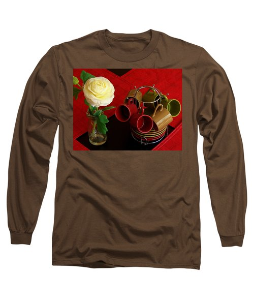 Long Sleeve T-Shirt featuring the photograph Comfort Zone by Rodney Lee Williams