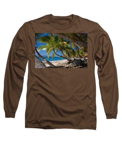 Cooper Island Long Sleeve T-Shirt