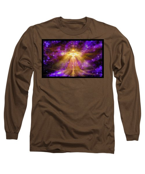 Cosmic Angel Long Sleeve T-Shirt