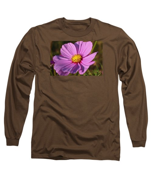 Cosmos Love Long Sleeve T-Shirt by Julie Andel
