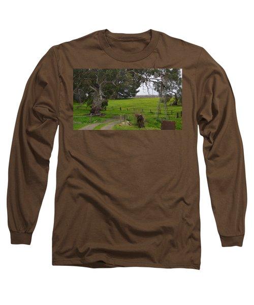 Country Bridge Long Sleeve T-Shirt