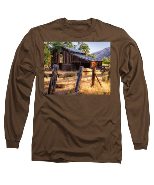 Country In The Foothills Long Sleeve T-Shirt