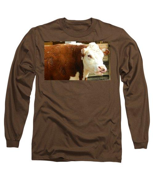 Cow Lickin' Good Long Sleeve T-Shirt