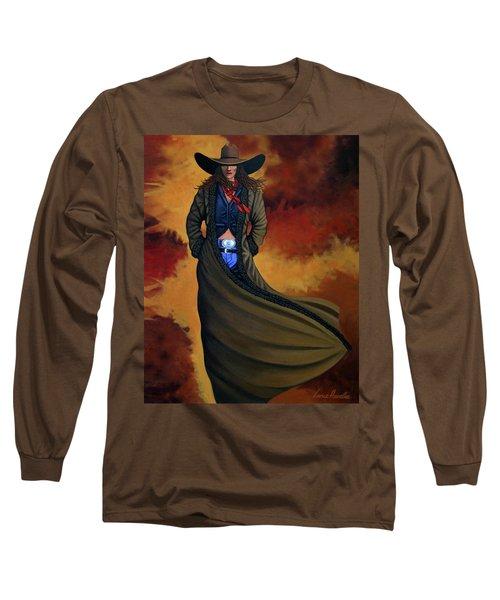 Cowgirl Dust Long Sleeve T-Shirt