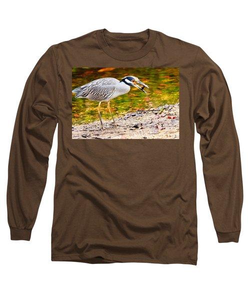Crabbing In Florida Long Sleeve T-Shirt