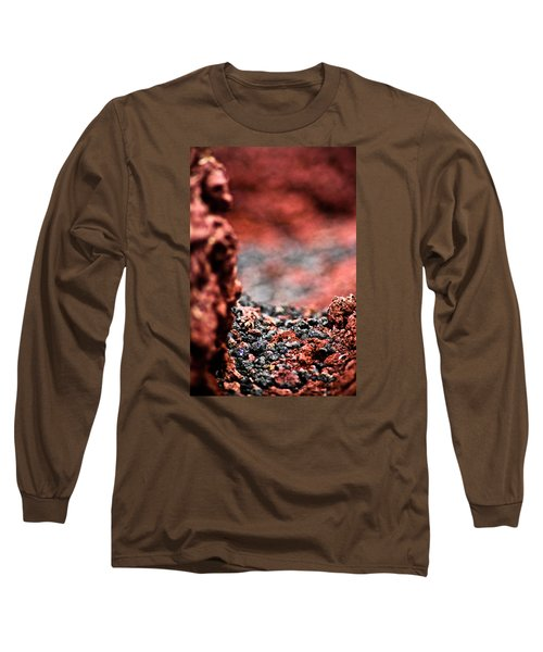 Craters Of The Moon 1 Long Sleeve T-Shirt