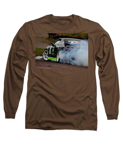 Creating Smoke Long Sleeve T-Shirt