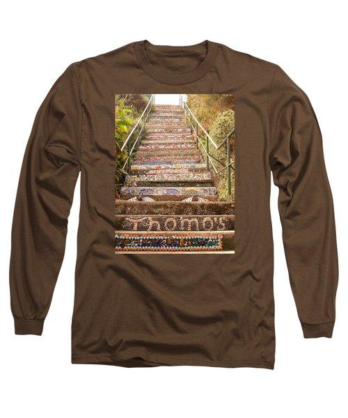 Creative Steps Long Sleeve T-Shirt