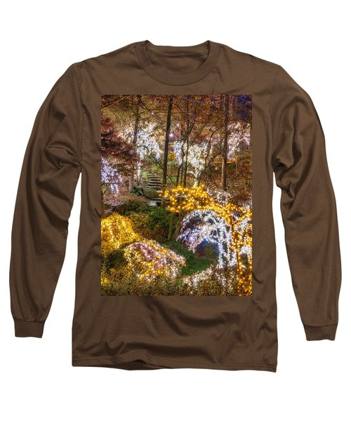Golden Valley - Crop Long Sleeve T-Shirt