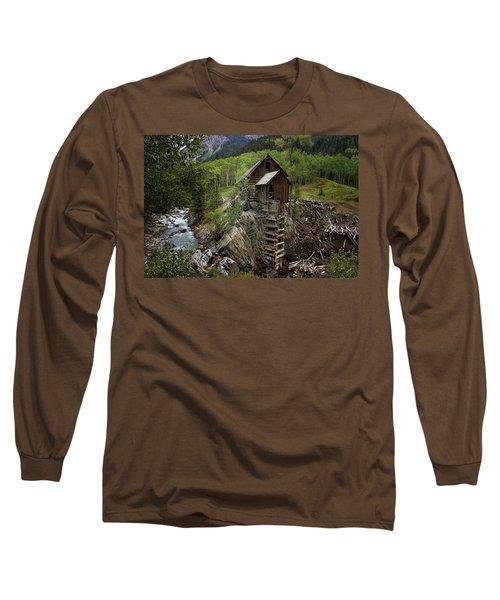 Crystal Mill Long Sleeve T-Shirt