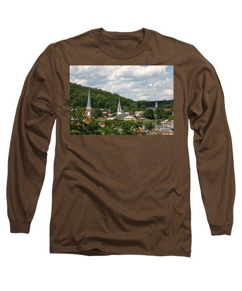 Cumberland Steeples Long Sleeve T-Shirt