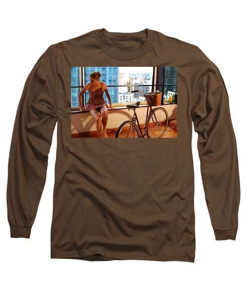 Cycle Introspection Long Sleeve T-Shirt
