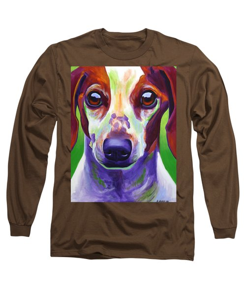 Dachshund - Cooper Long Sleeve T-Shirt