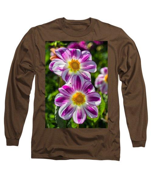 Dahlia 3 Long Sleeve T-Shirt