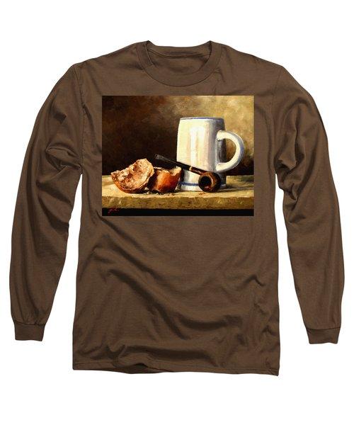 Daily Bread #3 Long Sleeve T-Shirt